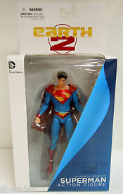 earth 2 two new 52 superman action figure dc