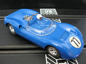blue mckee 1 32 scale slot cars