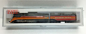 kato n scale southern pacific daylight sp