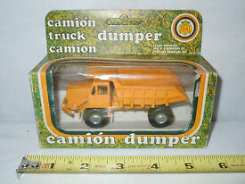 camion dumper truck by joal 1 50th scale