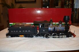lgb g scale dsp p steam loco 2 6 0 with