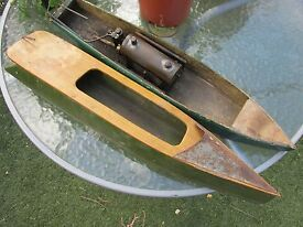 video hobbies bowman steam boat peggy and