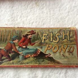 mcloughlin bros improved fish pond game