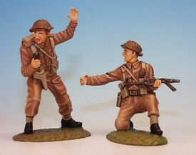 frontline figures wbi 5 british officer and