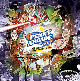 penny arcade the game gamers vs evil