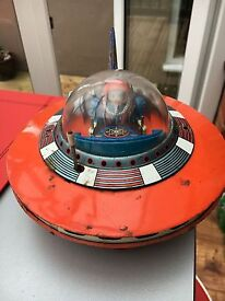 1960s yoshiya nasa flying saucer spaceship