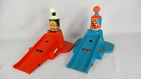 two kenner 1973 turbo tower of power ttp six