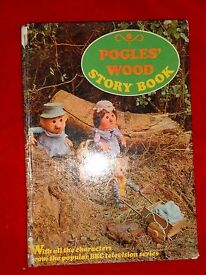htf 1969 pogles wood storybook bbc tv