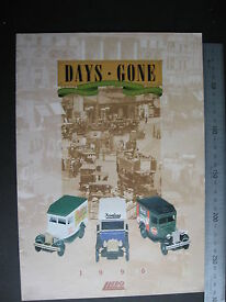 1990 days gone catalogue