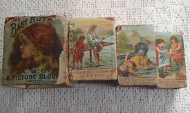 vintage baby ruth abc picture blocks bros 4
