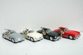 1 36 scale 1954 mercedes benz 300 sl coupe