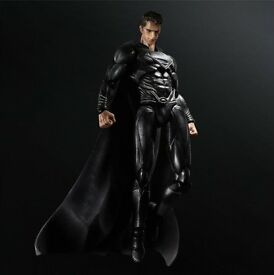 officially licensed nycc man of steel black