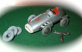 vintage west german mercedes wind up micro 5