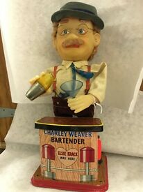 1962 charlie weaver by toys