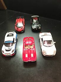 die cast toy cars lot of 5