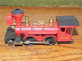 pocher ho 2 4 0 old time steam locomotive jw