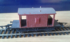 jouef for guards van brown livery unboxed ho