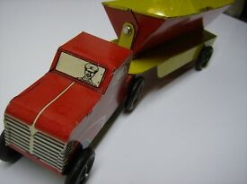 vintage walt reach toy by courtland u s a