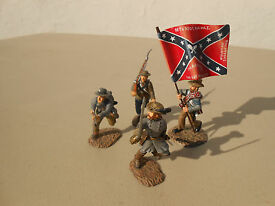 frontline figures confederate officer 38th