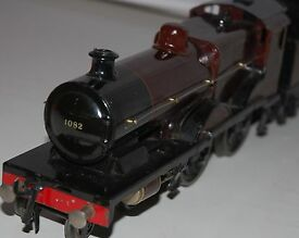 hornby electric o gauge lms compound with