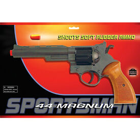 mfg sportsman 44 magnum air soft pistol 4607