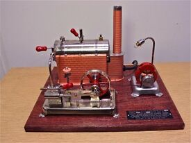 jensen model 25g live steam engine brand new