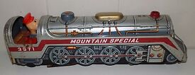 mountain special tin modern toys japan
