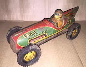 1950s i y metal mitsuhashi tin race friction