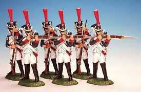fmg1 fusilier grenadiers firing and loading