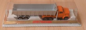 vintage collectible retro vehicle toy in box