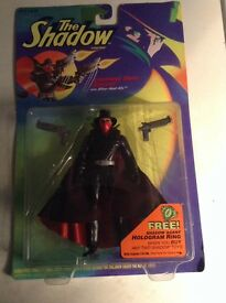 kenner lightning draw shadow with silver