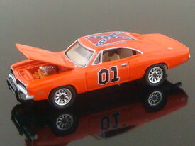 dukes of hazzard general lee 1969 69 dodge