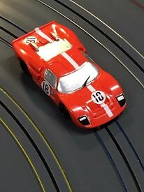 tomy ford gt 40 mounted on a bsrt g3 medium