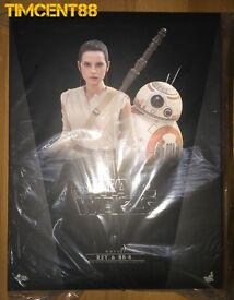 ready hot toys mms337 ep vii the force