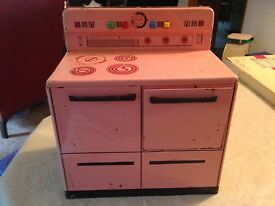 vintage toy stove supply manufacturing co