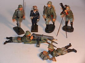 lineol and elastolin soldiers tippco