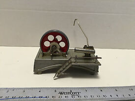 linemar toys co live steam engine flywheel
