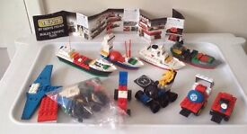 vintage rare building sets by denys fisher