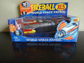 world space patrol product enterprise gerry