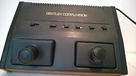 bentley compuvision pong console tested
