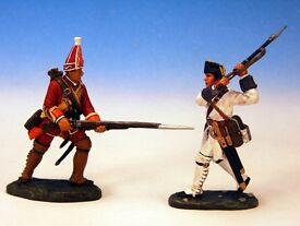 frontline figures hma 3 indian war grenadier