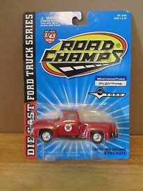 road champs diecast 1 43 scale texaco ford f