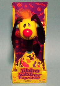 rare nrfb 1995 jibba jabber chiot puppy dog