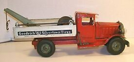 goodrich silvertown tires tow truck