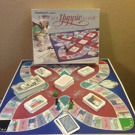 the yuppie game vintage board game 1985