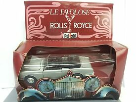 politoys rolls royce corniche cabriolet made