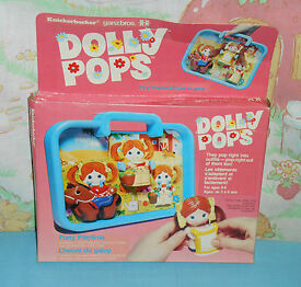 vintage ganzbros dolly pops pony playtime