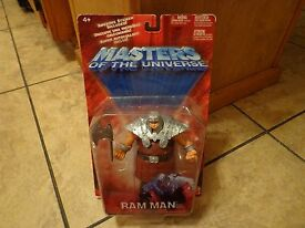 2002 masters of the universe ram man figure