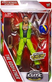 wwe elite collection series 39 the godfather