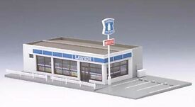 tomix 4063 convenience store lawson